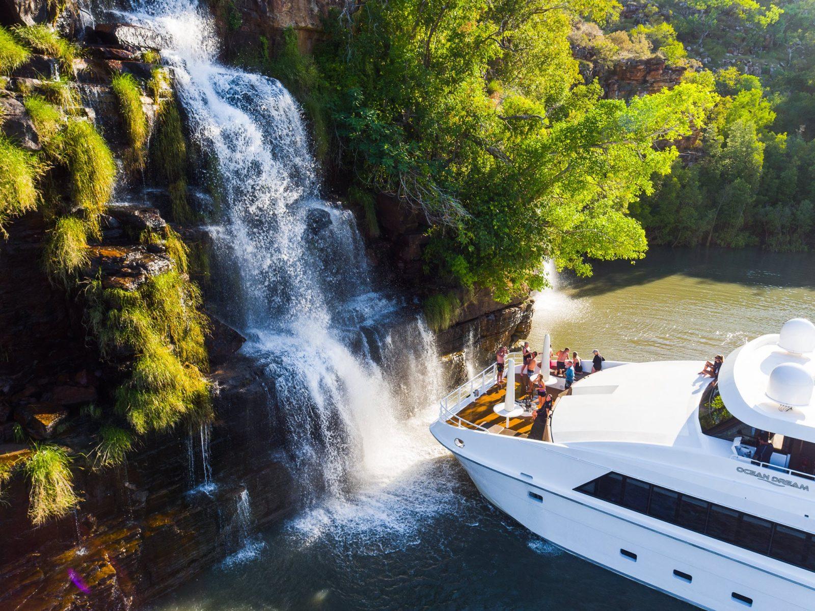 Ocean Dream Cruises at King Cascade