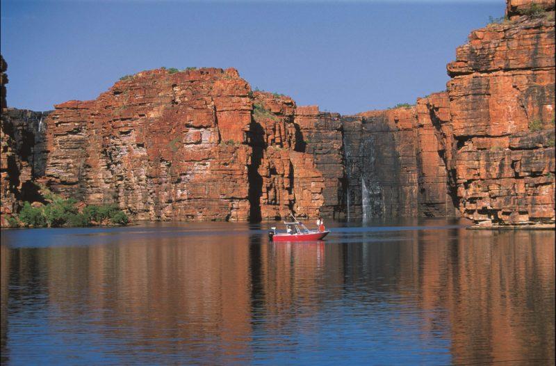 King George Falls, Western Australia
