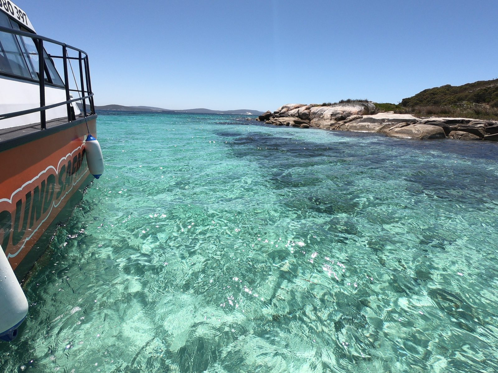 King George Sound Safari, Albany, Western Australia