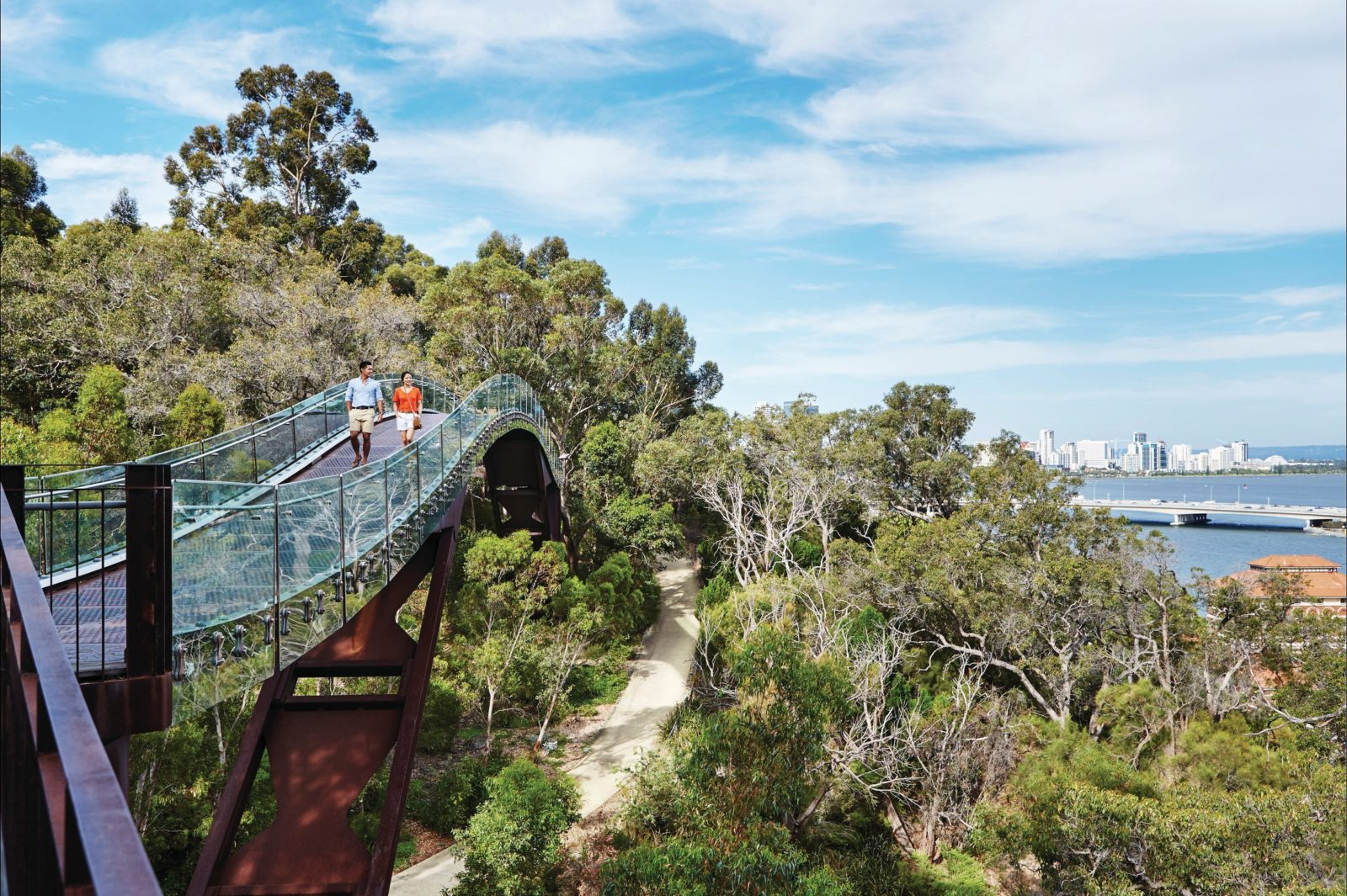 Kings Park Free Guided Walks, Perth, Western Australia