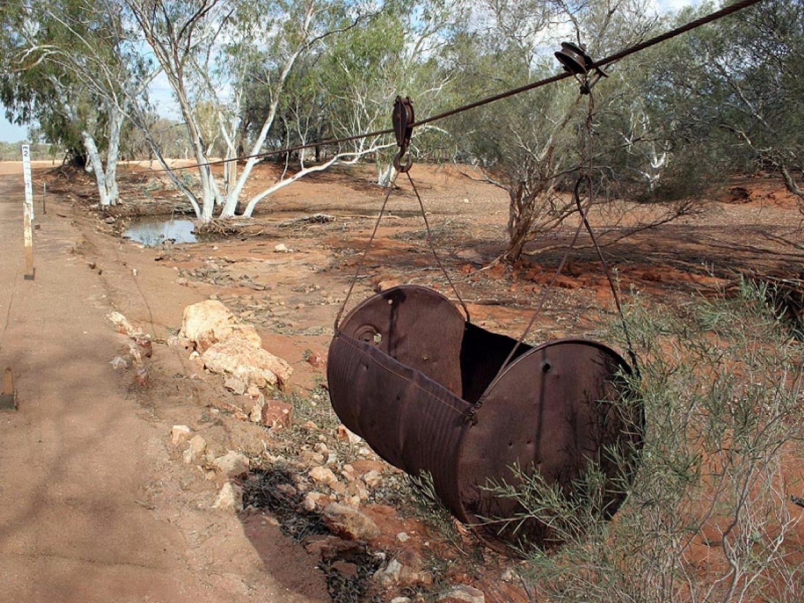 Kingsford Smith Mail Run, Carnarvon, Western Australia