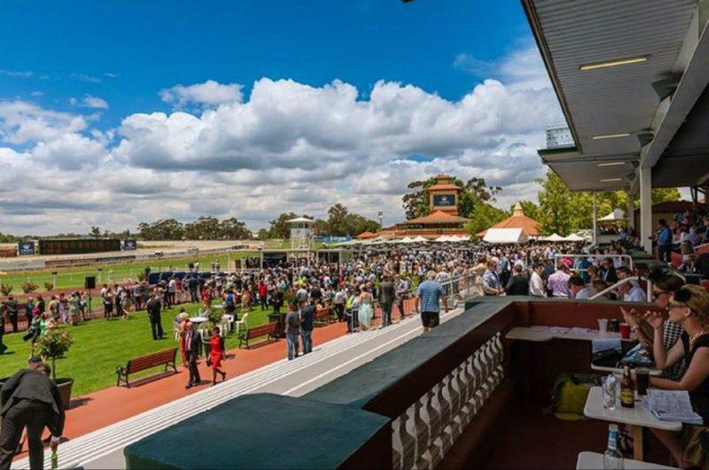 Kingston Town Classic at Ascot Racecourse, Ascot, Western Australia