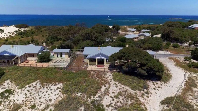 Kingstown Heritage View, Rottnest Island, Western Australia