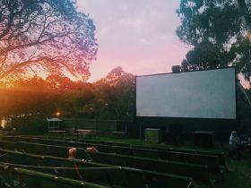 Kookaburra Outdoor Cinema, Mundaring, Western Australia