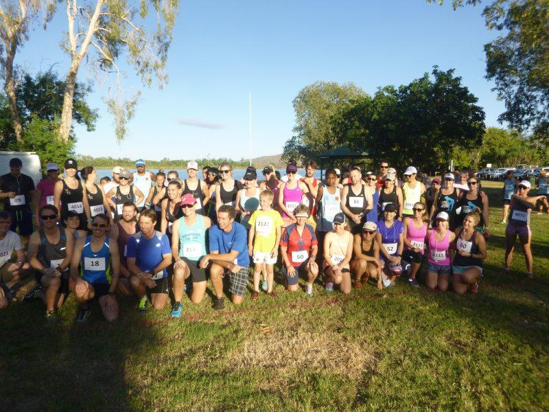 Kununurra Half Marathon, Kununurra, Western Australia