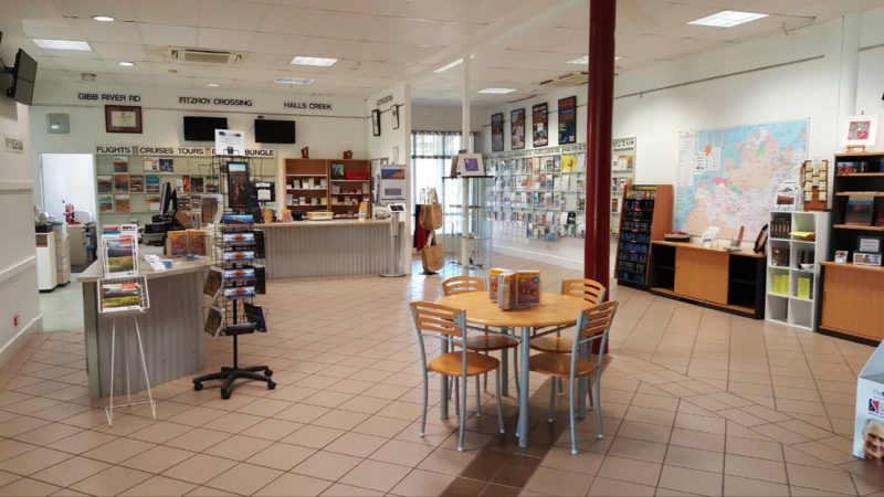 Kununurra Visitor Centre, Kununurra, Western Australia