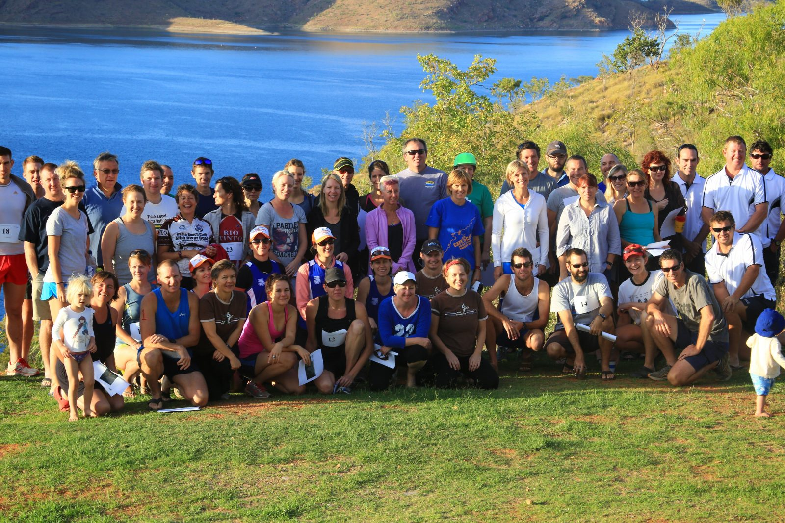 Lake Argyle Adventure Race, Lake Argyle, Western Australia