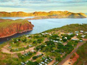 Lake Argyle Resort, Kununurra, Western Australia
