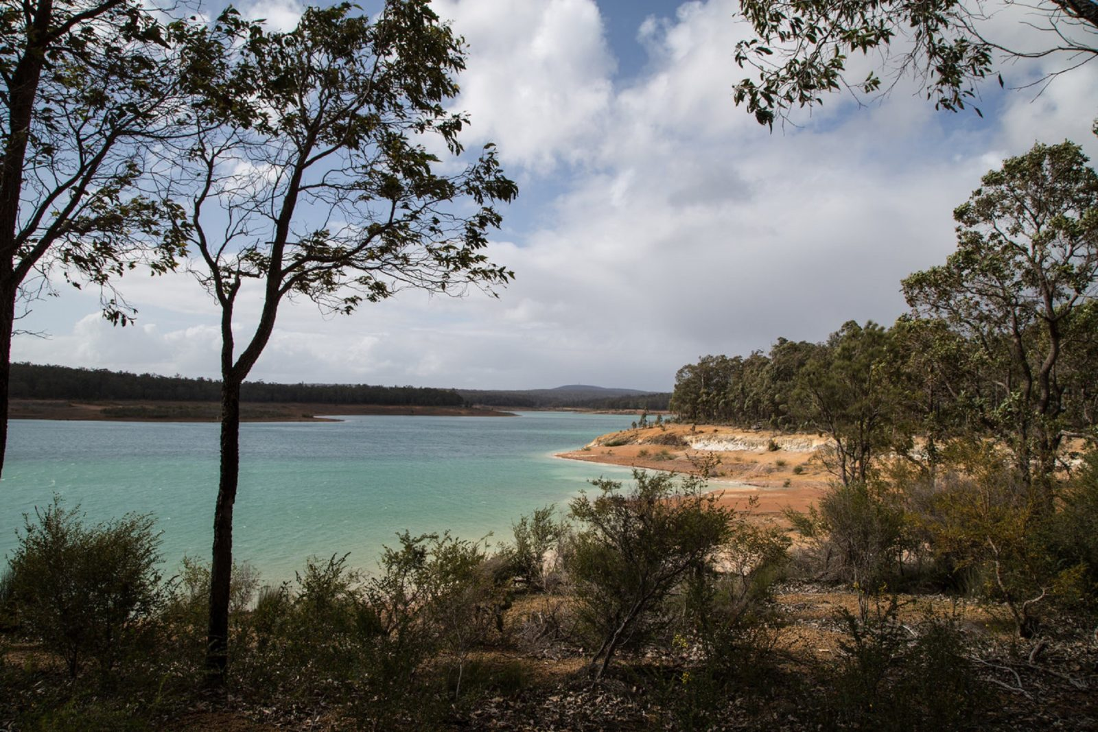 Lake Brockman Tourist Park, Cookernup, Western Australia