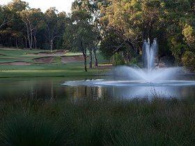 Lake Karrinyup Country Club, Karrinyup, Western Australia