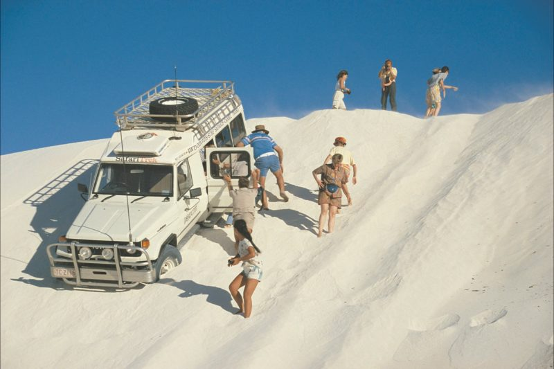 Lancelin Sand Dunes, Lancelin, Western Australia
