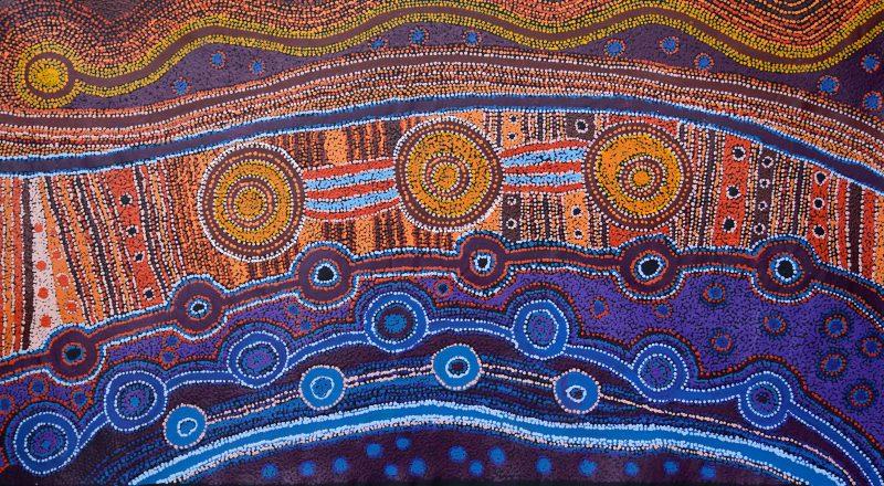 Landscape Colours, Fremantle, Western Australia