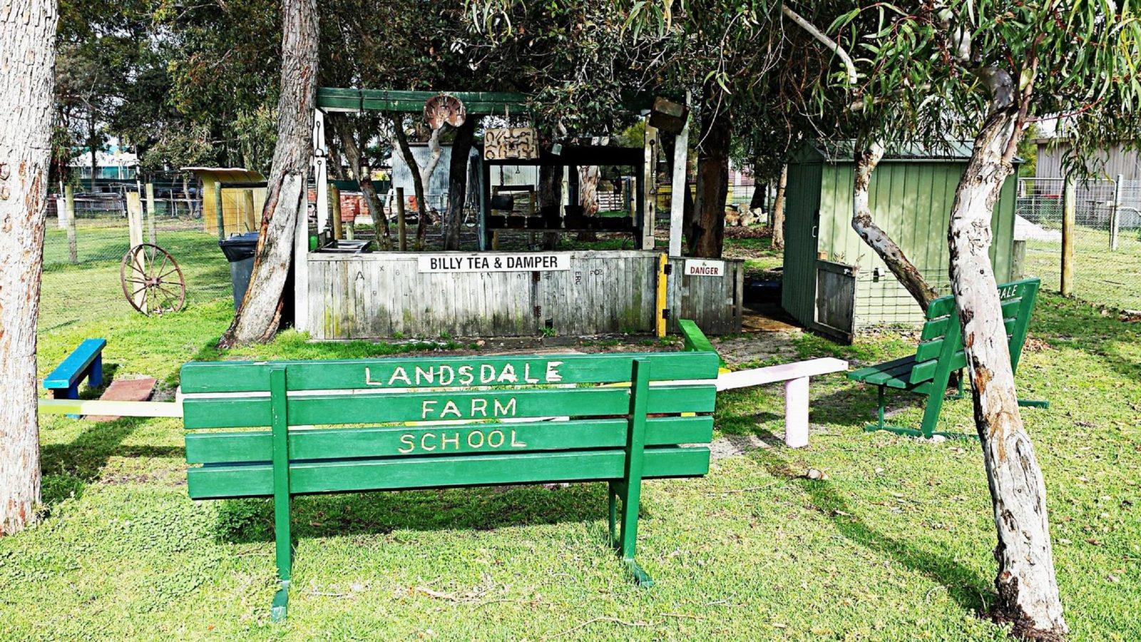 Landsdale Farm School, Darch, Western Australia