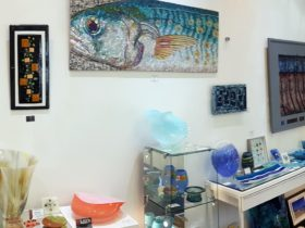 LAVA Art Glass Gallery and Studio, Bunbury, Western Australia