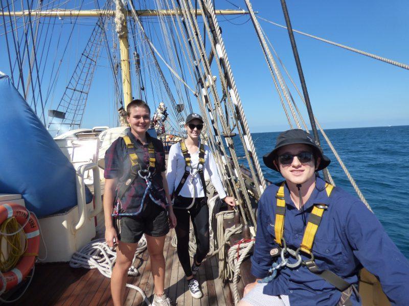 Leeuwin Ocean Adventure Foundation, Fremantle, Western Australia