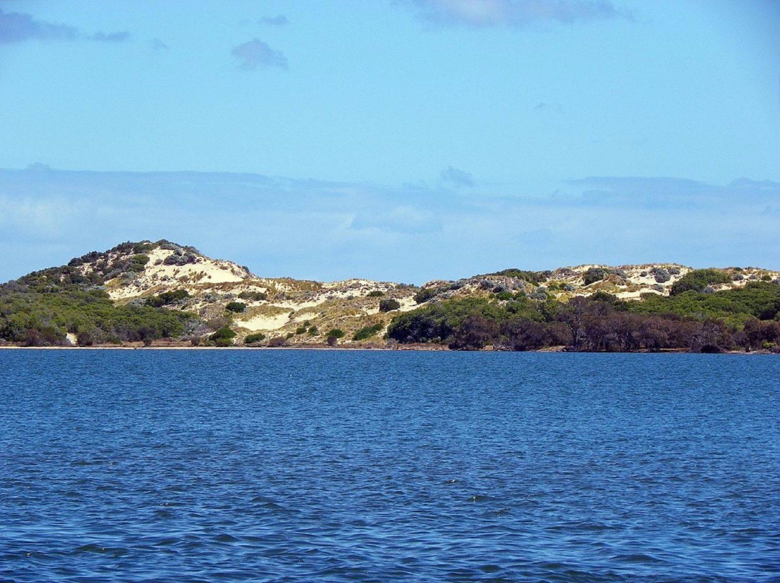 Leschenault Estuary, Leschenault, Western Australia