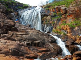 Lesmurdie Falls, Lesmurdie, Western Australia