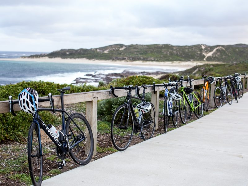 Life Ride - Leukaemia Foundation, Margaret River, Western Australia