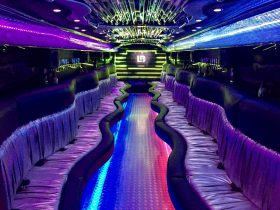 Limo Bus, Perth, Western Australia