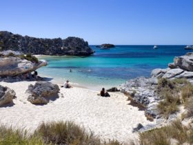 Little Armstrong Bay, Rottnest Island, Western Australia