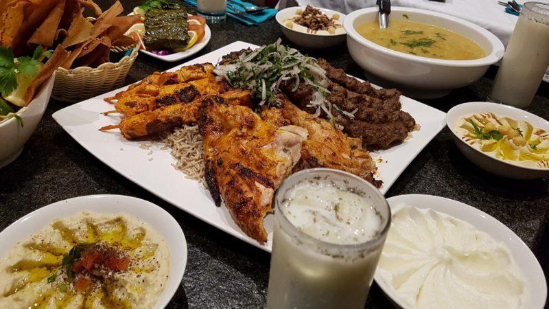 Little Lebanon Cafe and Restaurant, Osborne Park, Western Australia