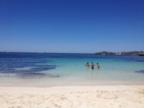 Little Parakeet Bay, Rottnest Island, Western Australia