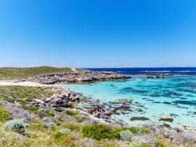 Little Salmon Bay, Rottnest Island, Western Australia