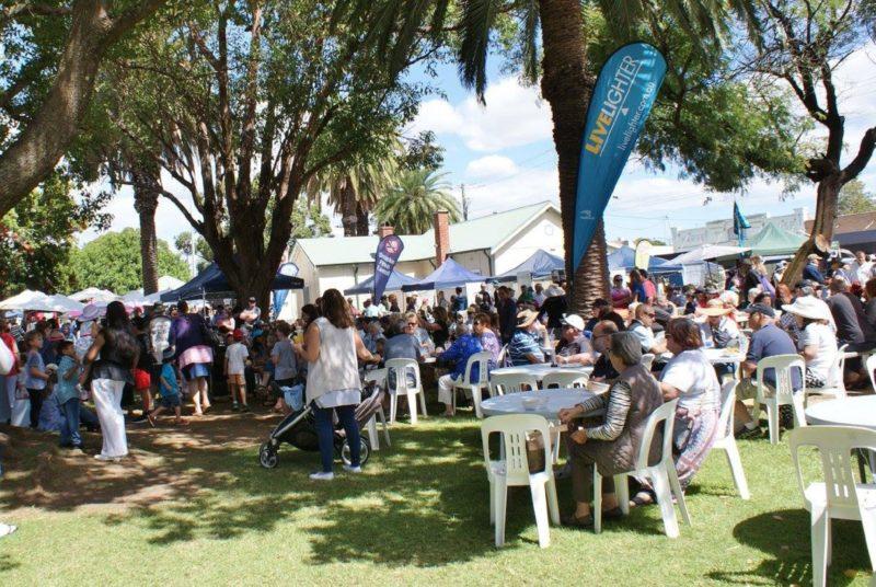 Livelighter Harvey Harvest Festival, Harvey, Western Australia