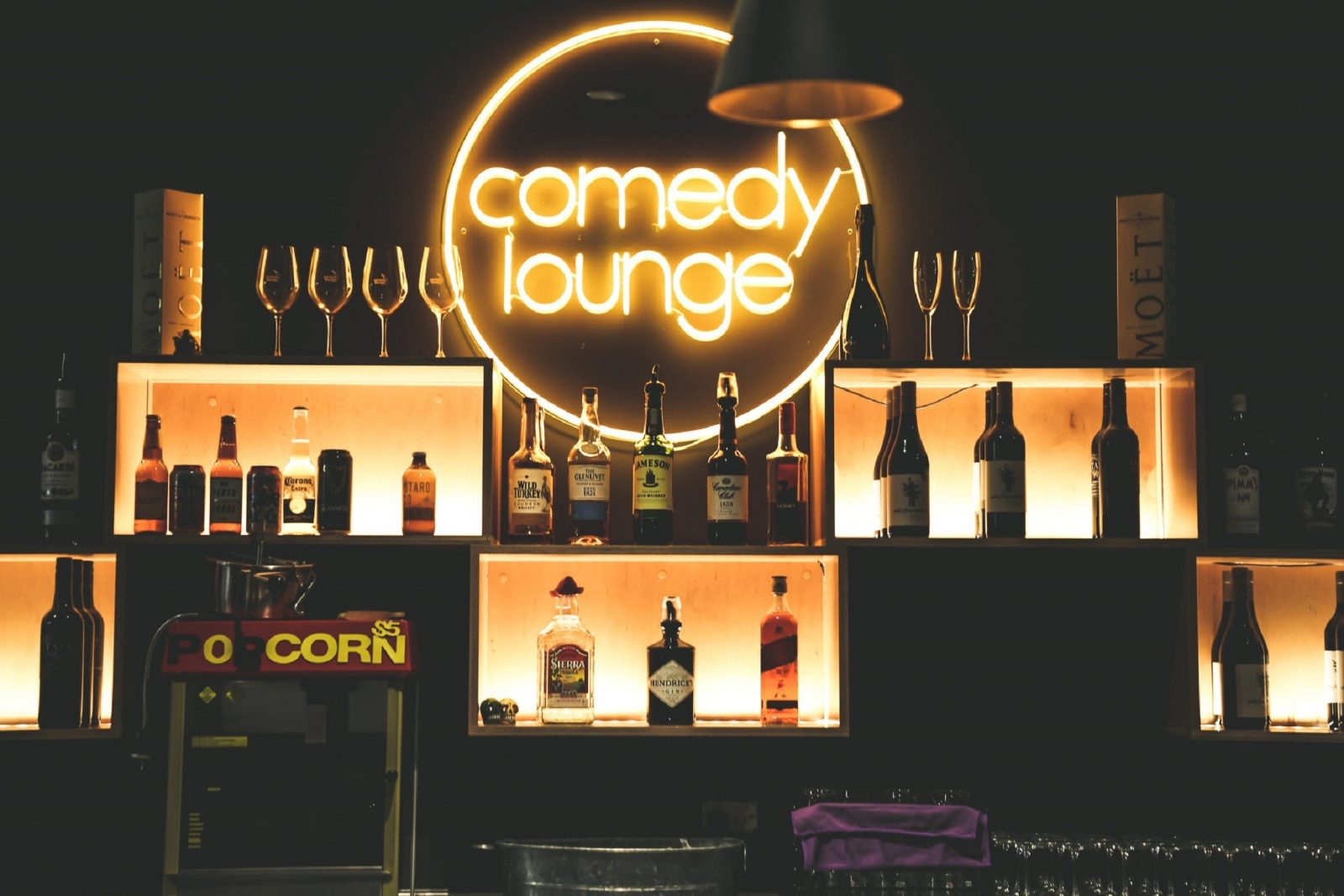 Lounge Laughs, Perth, Western Australia