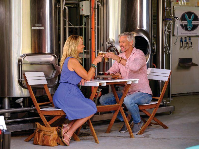 Lucky Bay Brewing, Esperance, Western Australia
