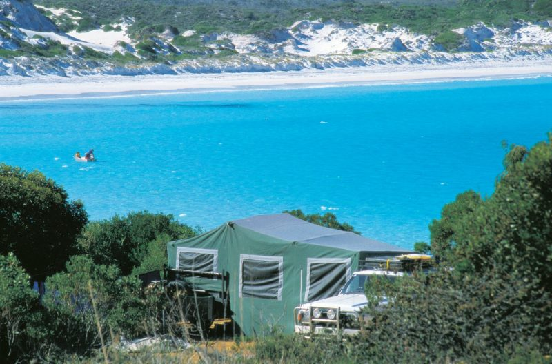 Lucky Bay Camp, Cape Le Grand National Park, Western Australia