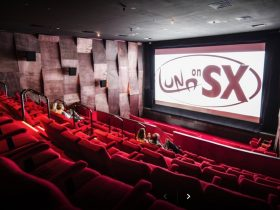 Luna on SX Cinema, Fremantle, Western Australia