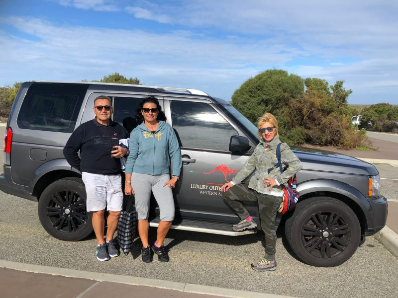 Luxury Outback Tours, Perth, Western Australia