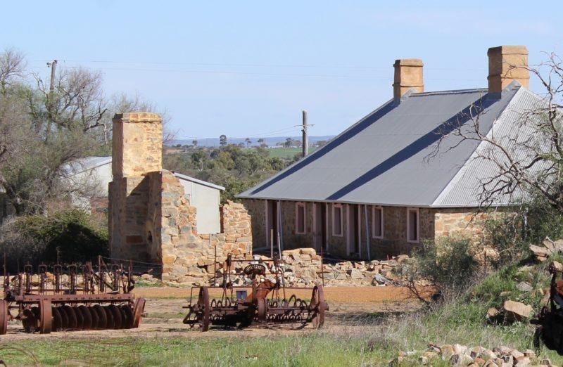 Macpherson Homestead, Carnamah, Western Australia