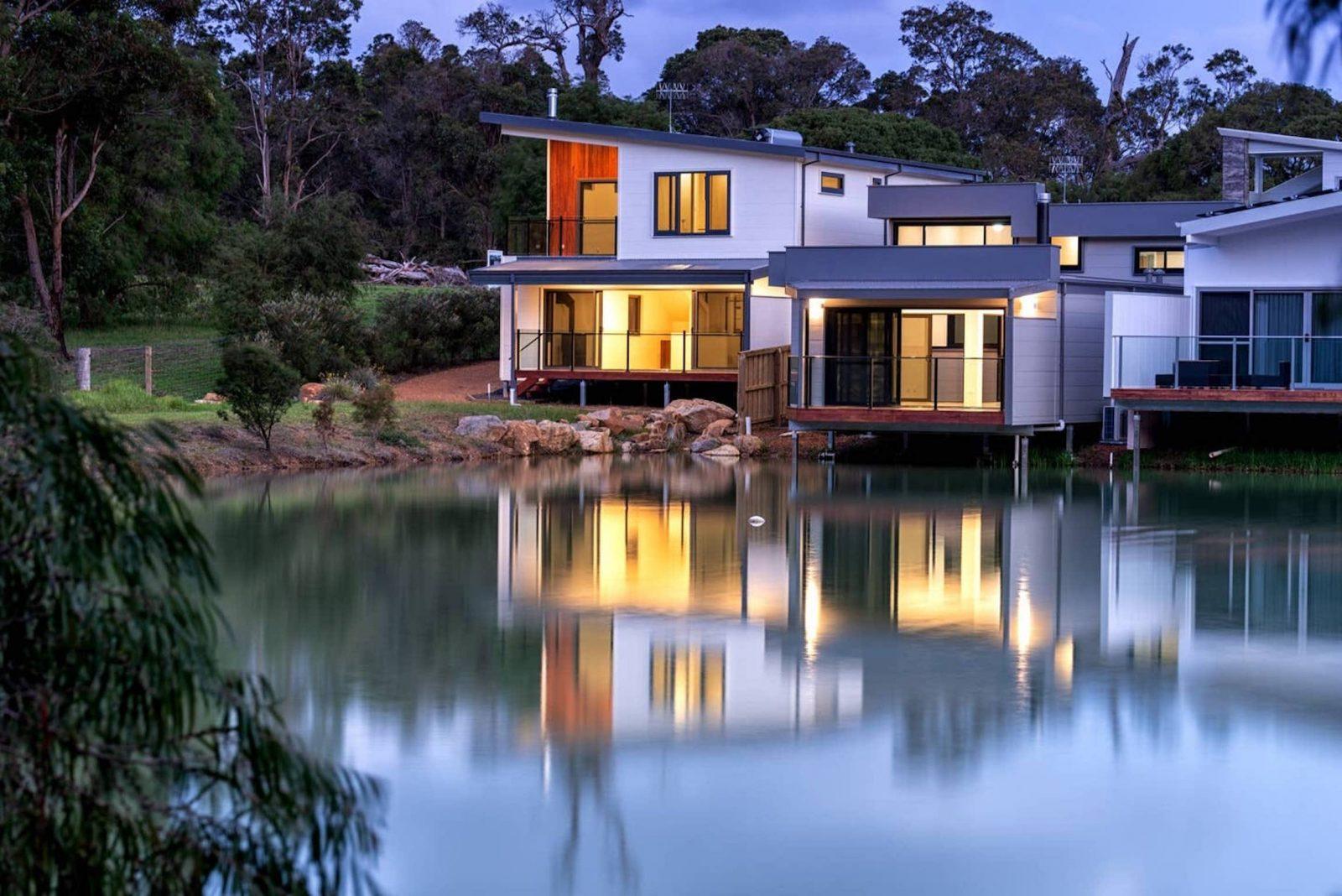 Maison Du Lac, Margaret River, Western Australia