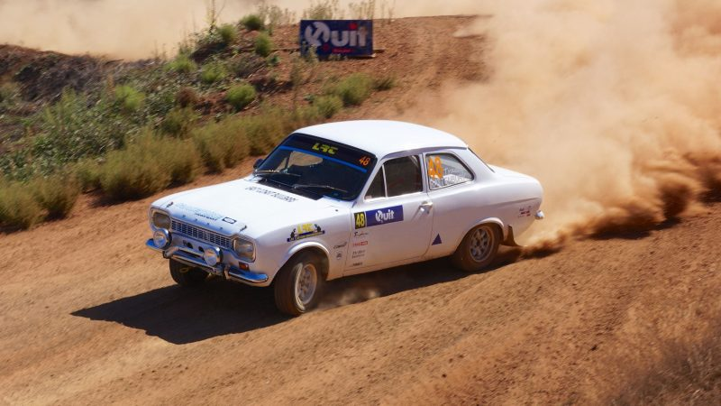 Quit Forest Rally, Busselton, Western Australia.