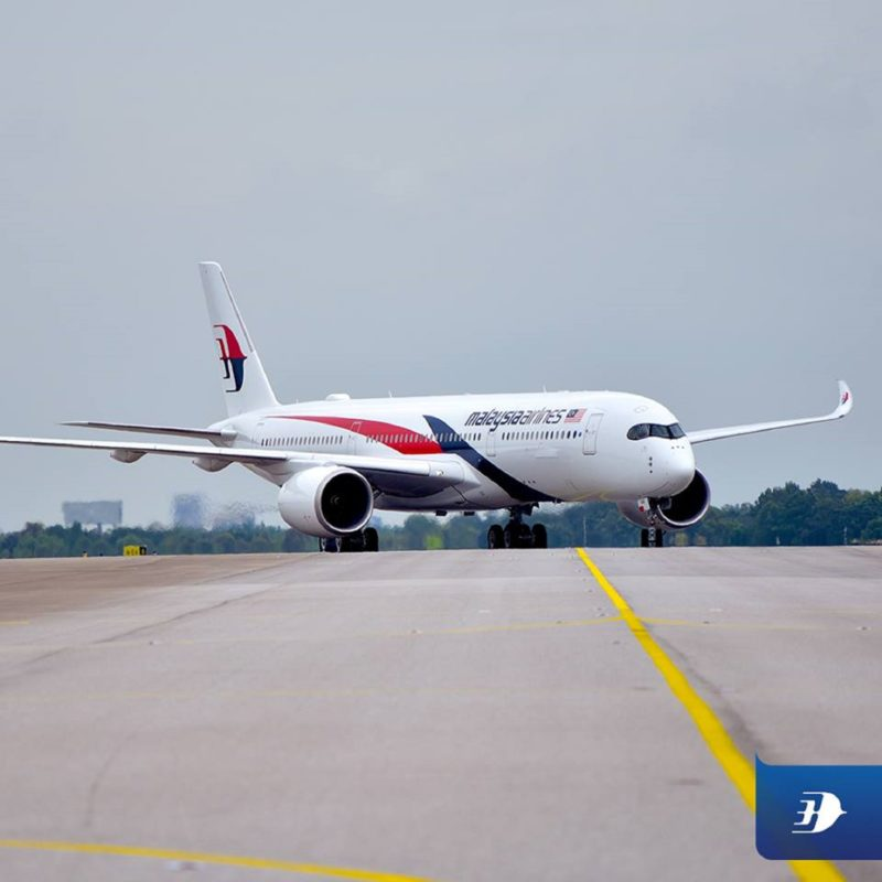 Malaysian Airlines, Perth, Western Australia