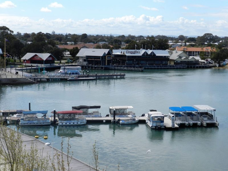 Mandurah Boat and Bike Hire, Mandurah, Western Australia
