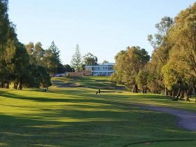 Mandurah Country Club, Halls Head, Western Australia