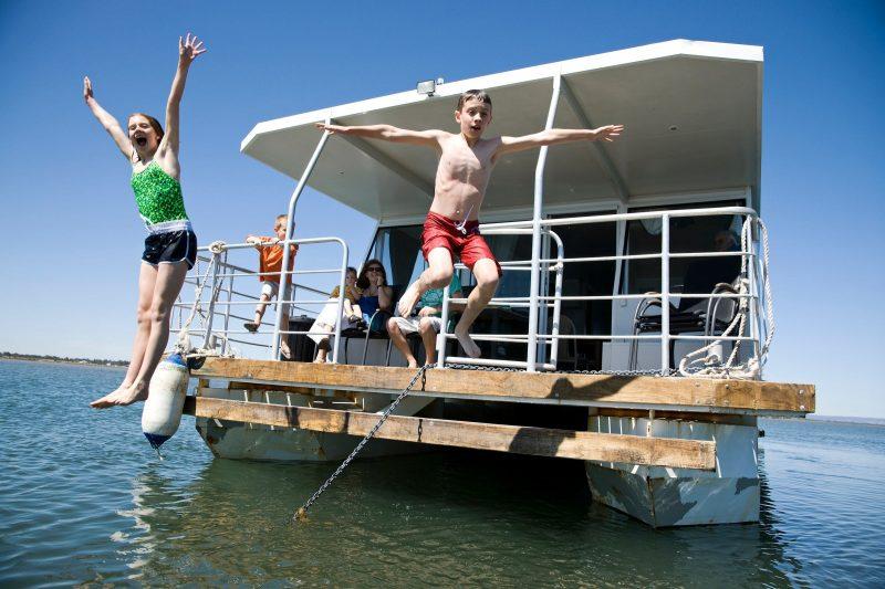 Mandurah Houseboats, Mandurah, Western Australia