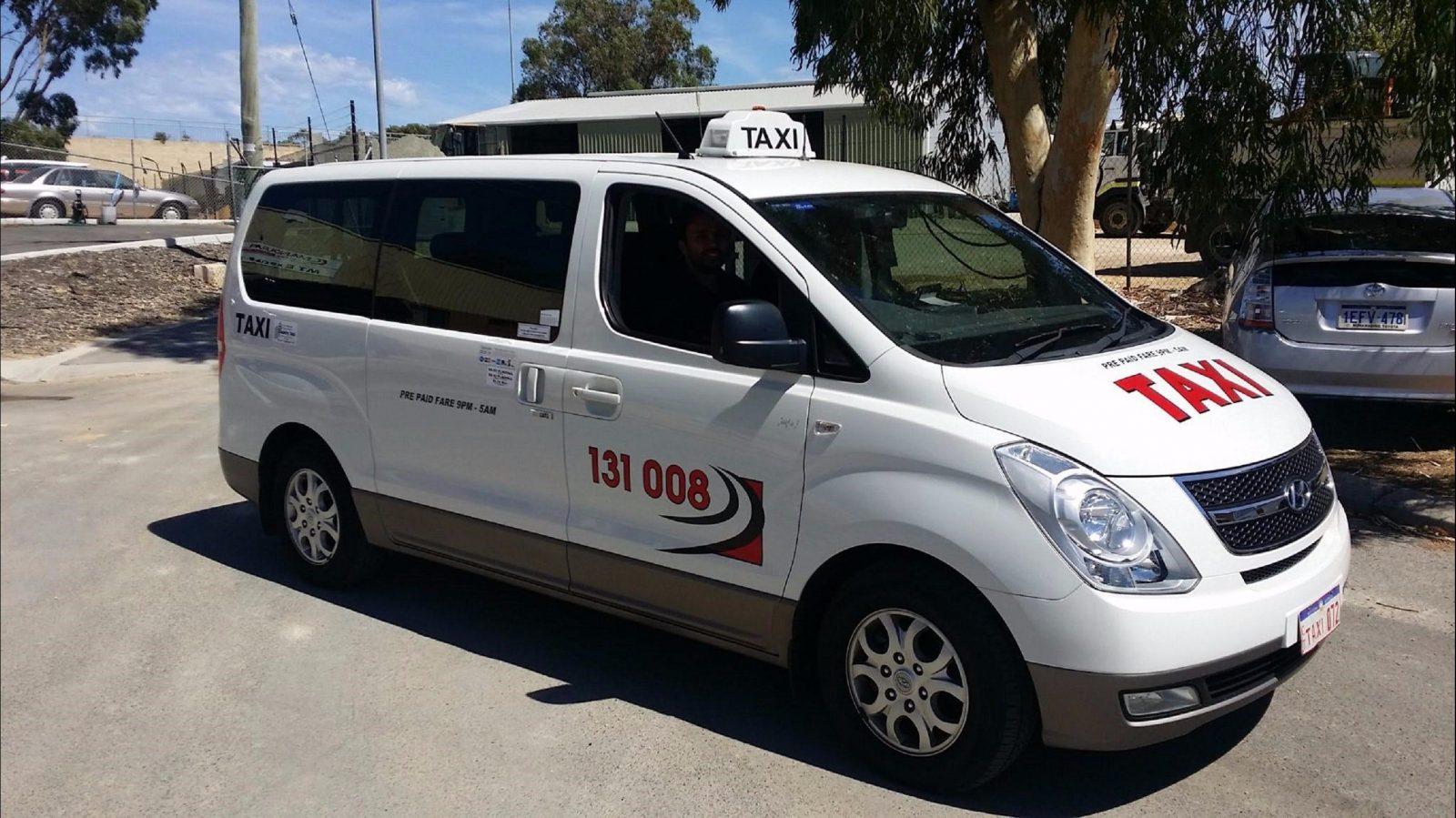 Mandurah Taxis, Mandurah, Western Australia
