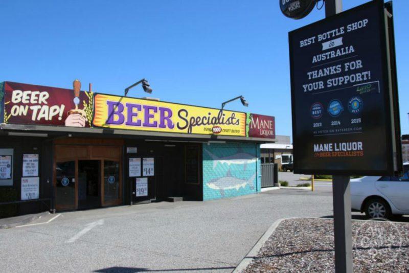 Mane Liquor, Belmont, Western Australia