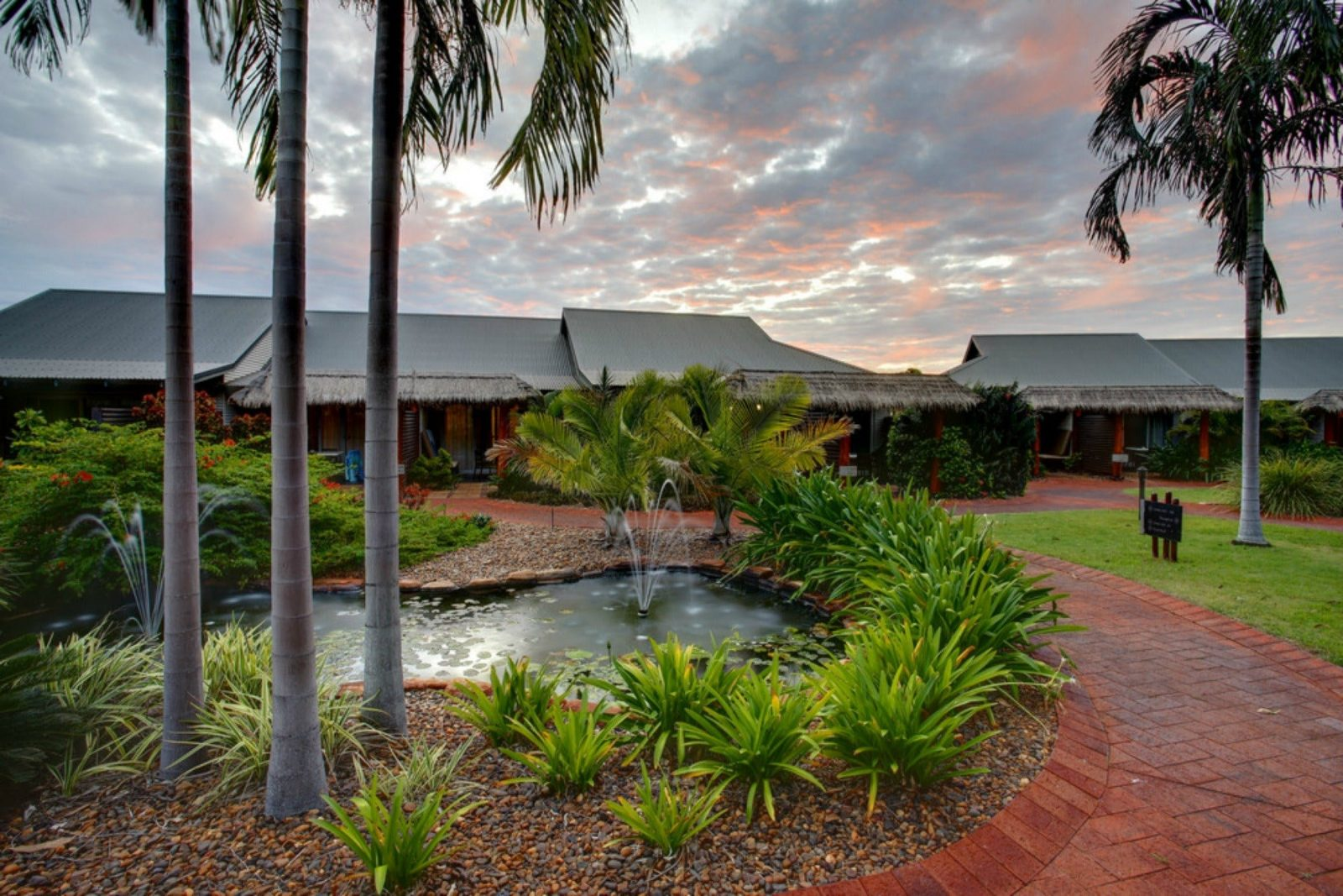 Mantra Frangipani, Broome, Western Australia