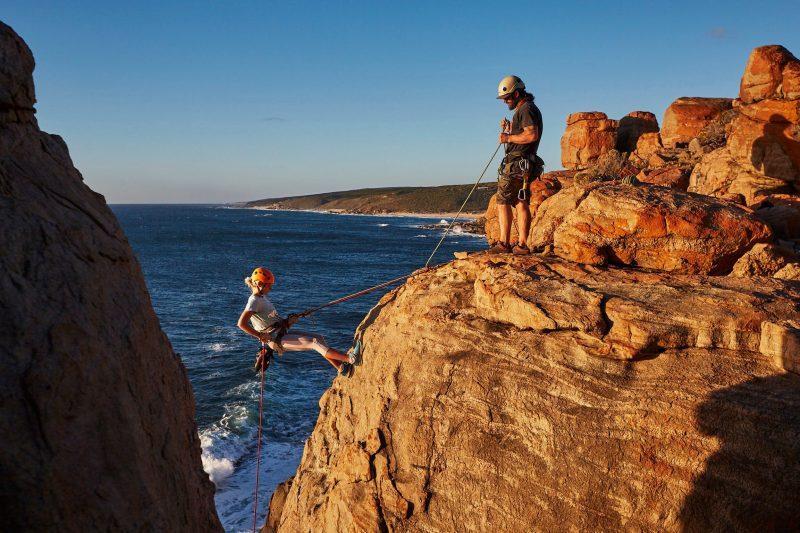 Margaret River Climbing Co, Margaret River, Western Australia