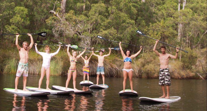 Margaret River Stand Up Paddle, Margaret River, Western Australia