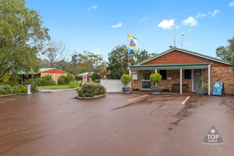 Margaret River Tourist Park, Margaret River, Western Australia