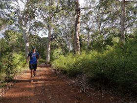Margaret River Ultra Marathon, Wilyabrup, Western Australia