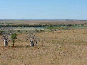 Marglu Billabong, Wyndham, Western Australia