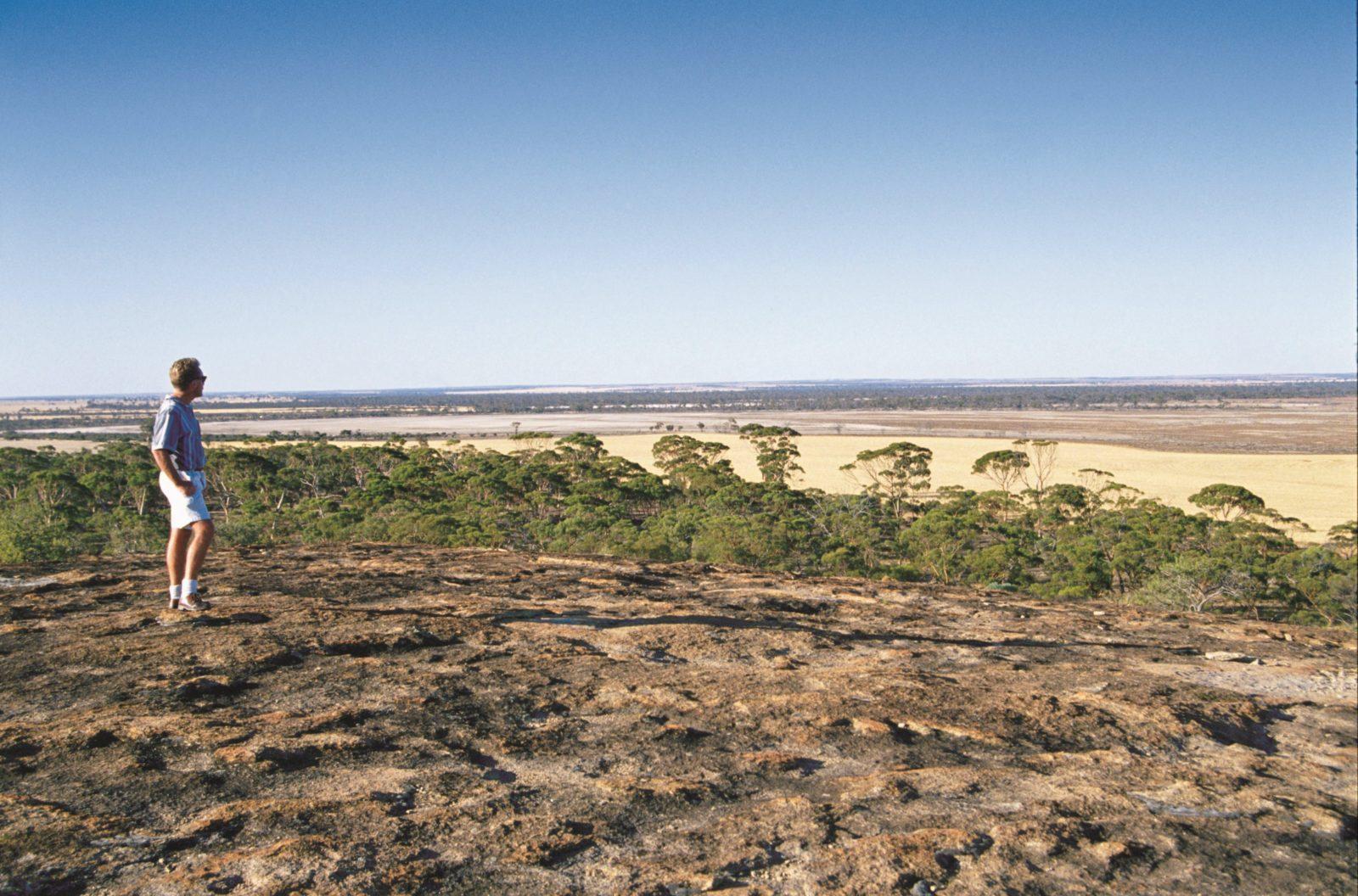 Marshall Rock, Bencubbin, Western Australia