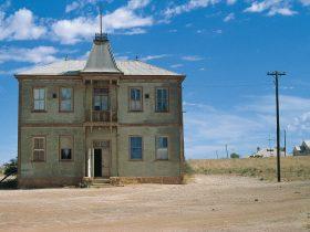 Masonic Lodge, Cue, Western Australia